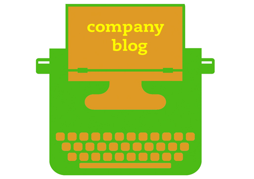 company blog icon