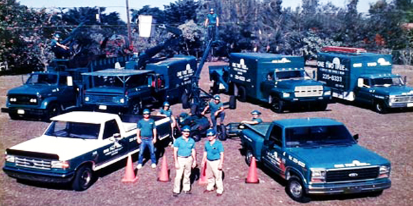 one two tree company picture 1987
