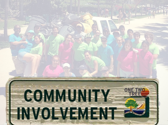 community involvement icon