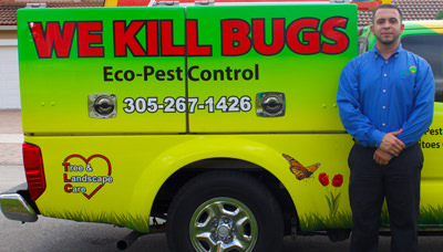 pest control by one two tree miami