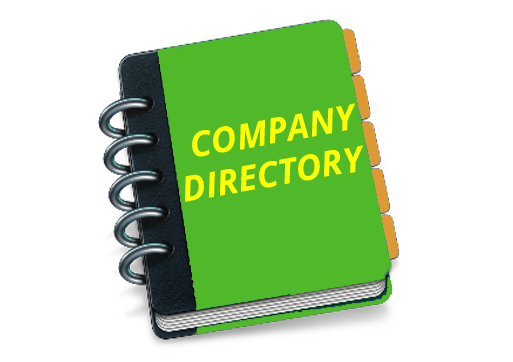 company directory icon