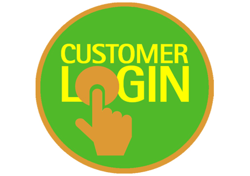 customer login icon