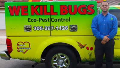 one two tree pest control operator