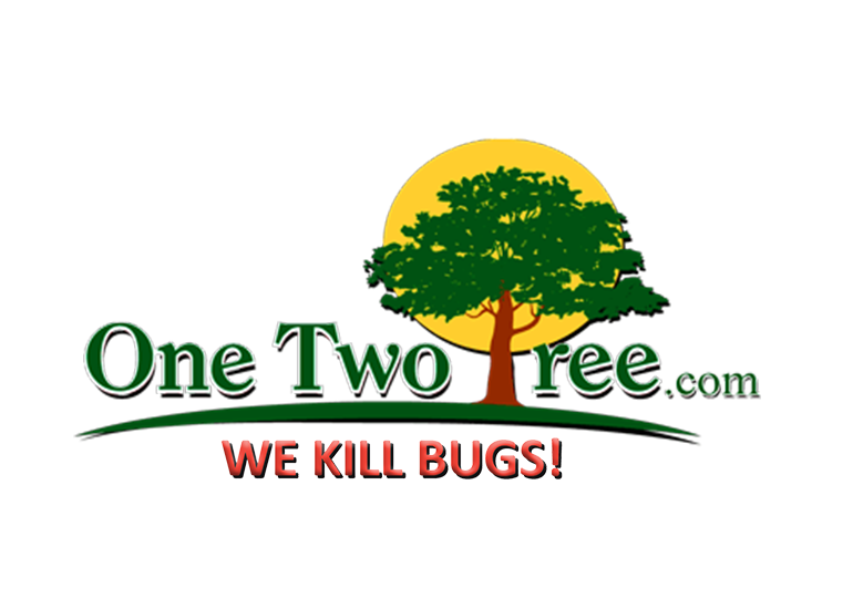one two tree inc logo we kill bugs version