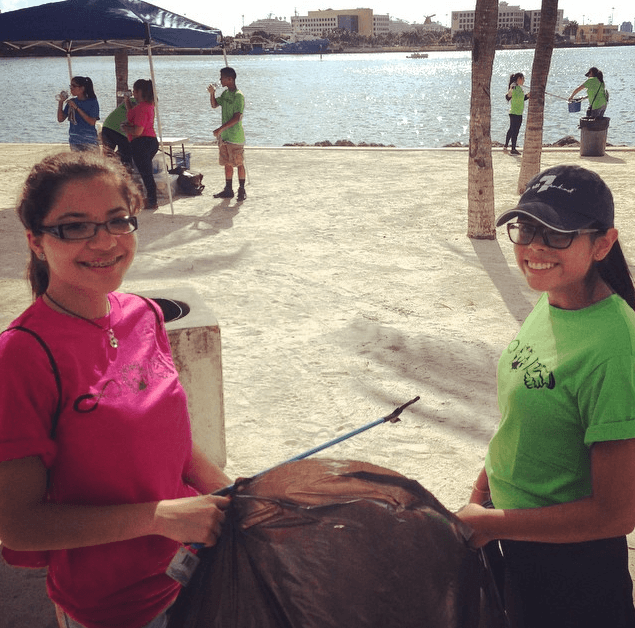 Learning to give back: Growing closer to my daughter