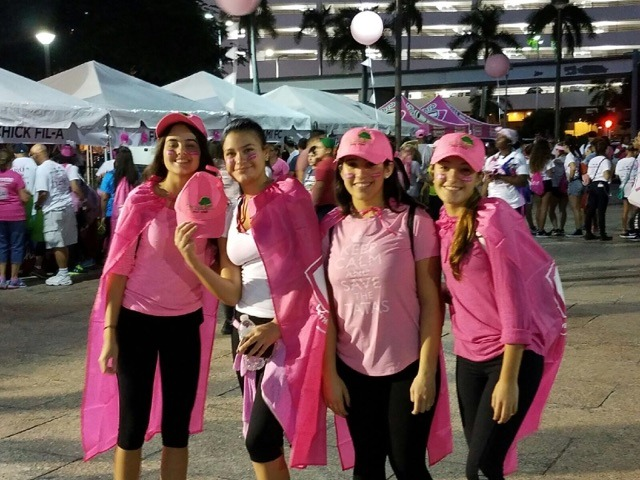 Susan G. Komen, Race for the Cure